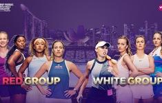 WTA Finals 2018: Bảng Đỏ hội tụ 3 nhà vô địch Grand Slam