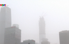 """Tìm ra """"thủ phạm"""" mới gây ô nhiễm khói mù ở Bắc kinh"""
