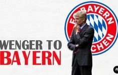 Chuyển nhượng bóng đá quốc tế ngày 19/10: HLV Wenger chỉ muốn dẫn dắt các đội bóng lớn