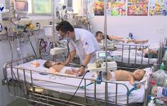 TP. Hồ Chí Minh: Gia tăng các ca bệnh tay chân miệng biến chứng nặng