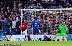 [KẾT THÚC] Chelsea 2-2 Man Utd: Màn rượt đuổi tỷ số nghẹt thở tại Stamford Bridge!