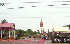 Khánh thành Đài Hữu nghị Việt Nam - Campuchia tại TP Kep