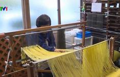 Nihon Homespun - Công ty duy nhất ở Nhật Bản kiên trì với dệt thủ công