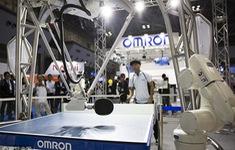 Các mẫu robot độc đáo tại Hội nghị robot thế giới ở Nhật Bản