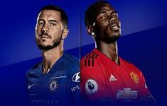 TRỰC TIẾP BÓNG ĐÁ Ngoại hạng Anh, Chelsea - Man Utd: Sanchez tiếp tục ngồi dự bị (18h30)