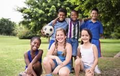 Chơi thể thao từ nhỏ giúp xương chắc khỏe hơn