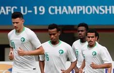 TRỰC TIẾP BÓNG ĐÁ, U19 Ả-rập Xê-út 1-0 U19 Malaysia: Hiệp 1 kết thúc