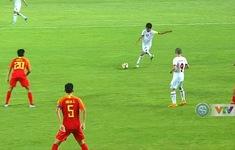 [KẾT THÚC] U19 Tajikistan 1-0 U19 Trung Quốc: 3 điểm quý giá