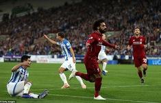 VIDEO: Liverpool giành chiến thắng tối thiểu trước Huddersfield