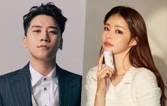 Rộ tin Seungri (Big Bang) hẹn hò với Yu Hye Won