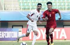 Một số cầu thủ U19 Việt Nam bị sốt trước trận gặp U19 Jordan