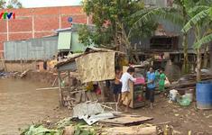 An Giang hỗ trợ di dời người dân vùng sạt lở
