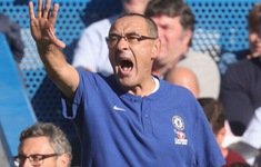 """Chelsea hòa hú vía, HLV Sarri """"điên tiết"""" chỉnh đốn học trò"""