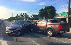 Khởi tố hai nhóm giang hồ tông ô tô vào nhau, rút súng hỗn chiến