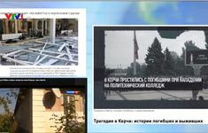 """Vụ xả súng đẫm máu nhằm vào học đường - Chủ đề """"nóng"""" của báo chí Nga tuần qua"""