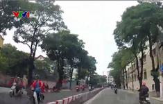 Đi ngược chiều trên đường một chiều: Tiềm ẩn nguy cơ mất an toàn giao thông