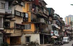 Đề xuất 9 điểm liên quan đến cải tạo chung cư cũ