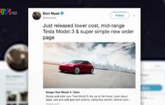 Tesla tung ra thị trường xe Model 3 với giá thành rẻ