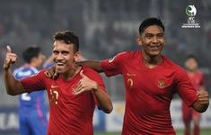 Lịch thi đấu và trực tiếp U19 châu Á 2018 ngày 21/10: U19 Qatar - U19 Indonesia, U19 Đài Bắc Trung Hoa - U19 UAE (VTV6 & VTV6HD)
