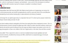 Giáo dục trên nền tảng AI: Chìa khóa của thế hệ tri thức tương lai ở Dubai