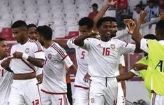 Lịch thi đấu và trực tiếp U19 châu Á 2018 ngày 21/10: U19 Đài Bắc Trung Hoa - U19 UAE, U19 Qatar - U19 Indonesia