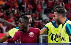 TRỰC TIẾP BÓNG ĐÁ U19 Qatar 4-1 U19 Indonesia: Hiệp 1 kết thúc!