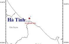 Hà Tĩnh liên tiếp xảy ra các trận động đất