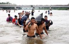 Mexico giải quyết khủng hoảng di cư biên giới