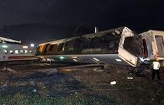 Điều tra vụ tai nạn tàu hỏa tại Đài Loan (Trung Quốc)