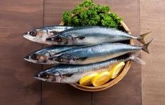 Ăn cá giúp chậm quá trình lão hóa cơ thể