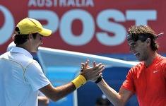 Roger Federer và Rafael Nadal lọt vào đề cử của ATP dành cho tay vợt của năm
