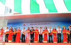 Nghệ An: Khai trương Trung tâm Sàng lọc chẩn đoán trước sinh, sơ sinh Bắc Miền Trung