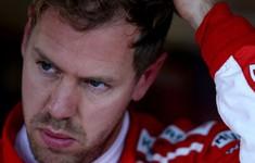 Sebastian Vettel vẫn không hài lòng về chất lượng xe của Ferrari