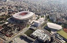 VIDEO Kế hoạch nâng cấp sân Nou Camp nâng cấp lên 105.000 chỗ ngồi