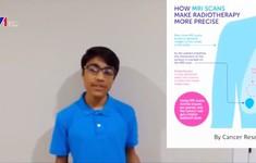 Cậu bé 13 tuổi sáng chế ra công cụ giúp phát hiện sớm ung thư tuyến tụy
