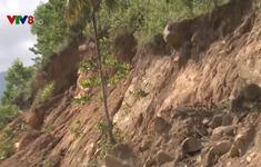 Bất an vì gia tăng sạt lở núi ở Quảng Ngãi