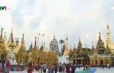 Chùa vàng Shwedagon - Kỳ quan của Myanamar