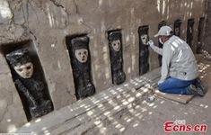 Phát hiện nhiều tượng gỗ cổ 800 năm tuổi tại Peru