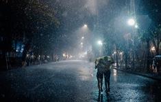 Tiết trời tại khu vực Thanh Hóa - Hà Tĩnh chuyển mưa dông rải rác