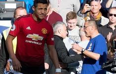 HLV Mourinho chắc chắn không dùng Sanchez để đấu Juventus