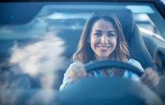 Phụ nữ lái ô tô cần đặc biệt lưu ý những điều này để tránh tai nạn đáng tiếc
