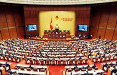 Hôm nay, QH sẽ biểu quyết thông qua danh sách để bầu Chủ tịch nước
