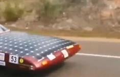 Cuộc đua xe năng lượng mặt trời ở Chile