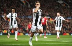 Kết quả Champions League sáng 24/10: Man Utd 0-1 Juventus, Real Madrid 2-1 Viktoria Plzen