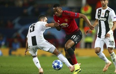 Man Utd 0-1 Juventus: Ronaldo kiến tạo, Dybala lập công