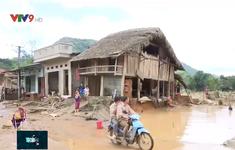 Lũ quét nhấn chìm gần 100 căn nhà ở Lào Cai