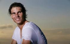 Rafael Nadal không quá quan tâm tới chế độ ăn uống giảm cân