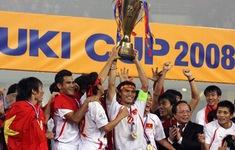 HLV Calisto và cuộc họp mặt thế hệ vàng lên ngôi tại AFF Cup 2008