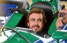 Fernando Alonso chính thức tranh tài ở Indy 500 mùa tới