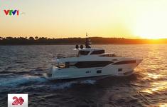 Thú chơi du thuyền của giới nhà giàu Trung Đông